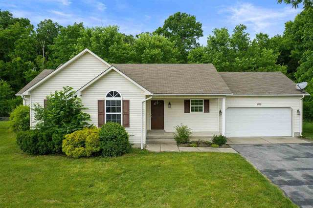 619 Fern Hill, Bowling Green, KY 42101 (#20212433) :: The Price Group