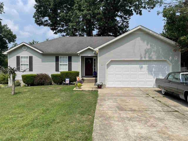 607 Denali Street, Bowling Green, KY 42101 (#20213133) :: The Price Group