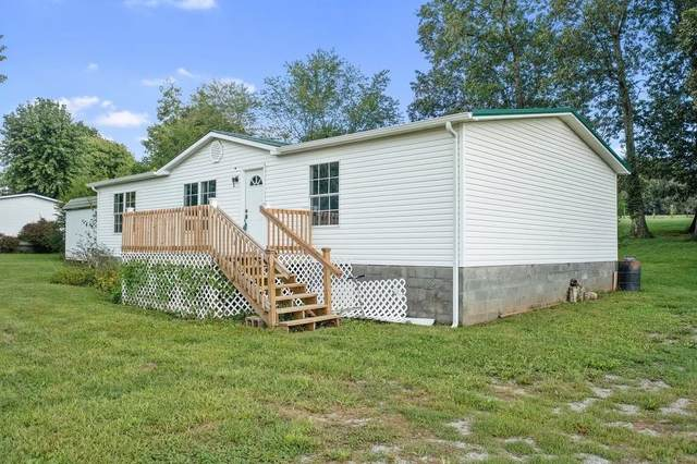 3642 Garrett Hollow Road, Bowling Green, KY 42101 (MLS #RA20214177) :: Reesy Real Estate Team | Keller Williams First Choice Realty