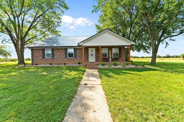 1019 W F Hall Road, Auburn, KY 42206 (MLS #RA20214241) :: Reesy Real Estate Team | Keller Williams First Choice Realty