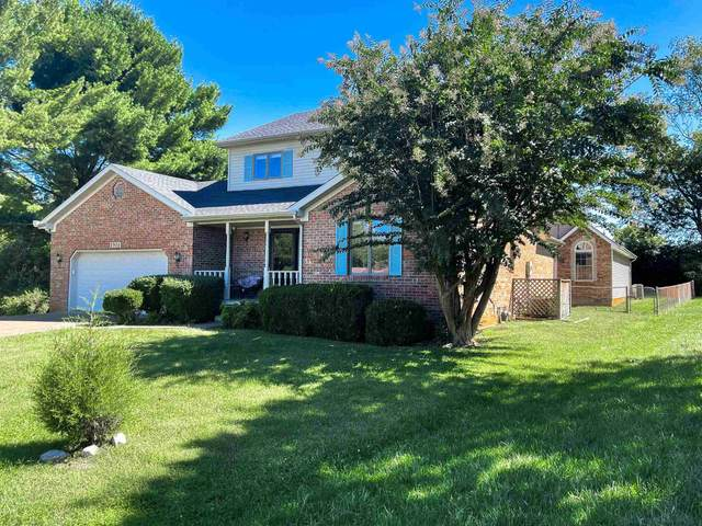 2908 Carriage Hill Drive, Bowling Green, KY 42104 (MLS #RA20214284) :: Reesy Real Estate Team | Keller Williams First Choice Realty