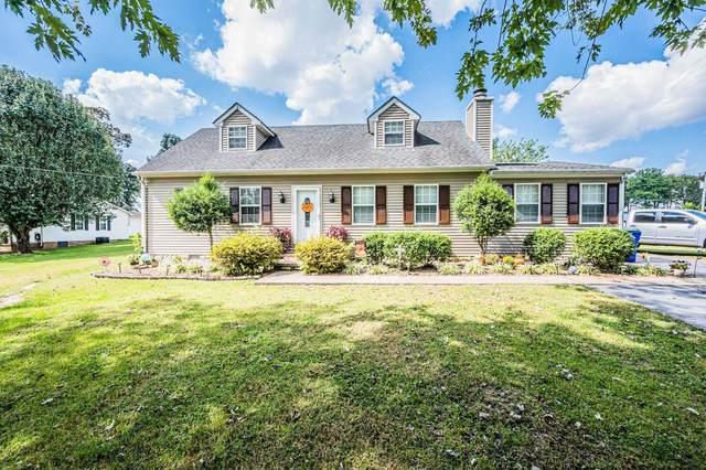 119 Martin Lane, Auburn, KY 42206 (MLS #RA20214365) :: Reesy Real Estate Team | Keller Williams First Choice Realty