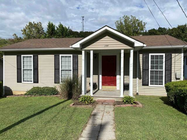 144 South Main Street, Brownsville, KY 42210 (MLS #RA20214514) :: Reesy Real Estate Team | Keller Williams First Choice Realty