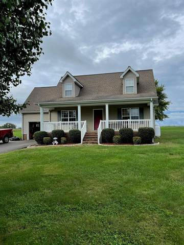 60 Barbour Cemetery Road, Glasgow, KY 42141 (MLS #RA20214517) :: Reesy Real Estate Team   Keller Williams First Choice Realty