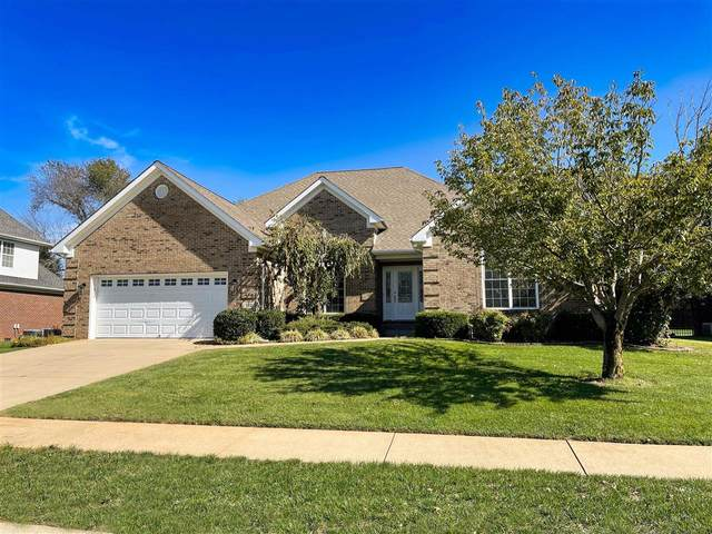 122 Goldrush Court, Bowling Green, KY 42104 (MLS #RA20214694) :: Reesy Real Estate Team   Keller Williams First Choice Realty