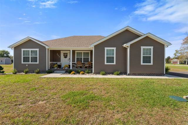 465 Dalton Way, Smiths Grove, KY 42171 (MLS #RA20214762) :: Reesy Real Estate Team   Keller Williams First Choice Realty