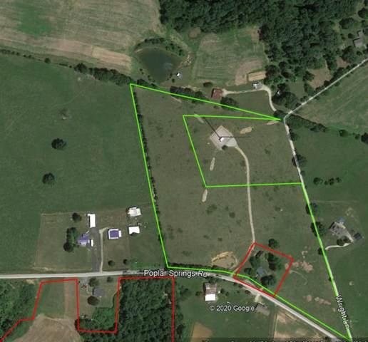 1389 Poplar Springs Rd, Brownsville, KY  (MLS #20203626) :: Reesy Real Estate Team | Keller Williams First Choice Realty