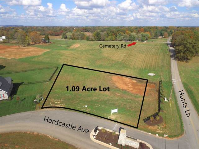 Lot 1 Hardcastle Farms Subdivision, Bowling Green, KY 42103 (MLS #20204197) :: Reesy Real Estate Team | Keller Williams First Choice Realty