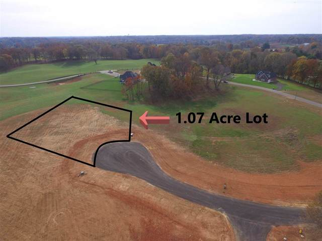 Lot 16 Hardcastle Farms Subdivision, Bowling Green, KY 42103 (MLS #20204203) :: Reesy Real Estate Team | Keller Williams First Choice Realty