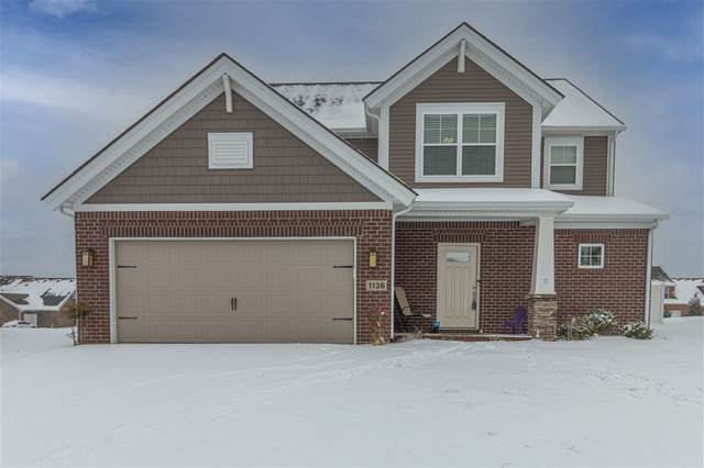 1136 Aristides Drive, Bowling Green, KY 42104 (MLS #20210607) :: Reesy Real Estate Team | Keller Williams First Choice Realty