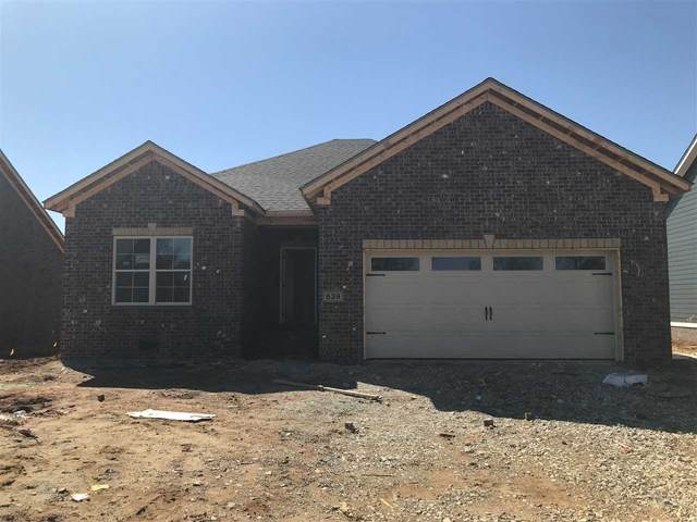 639 Mcintyre Street, Bowling Green, KY 42101 (MLS #20210711) :: Reesy Real Estate Team   Keller Williams First Choice Realty