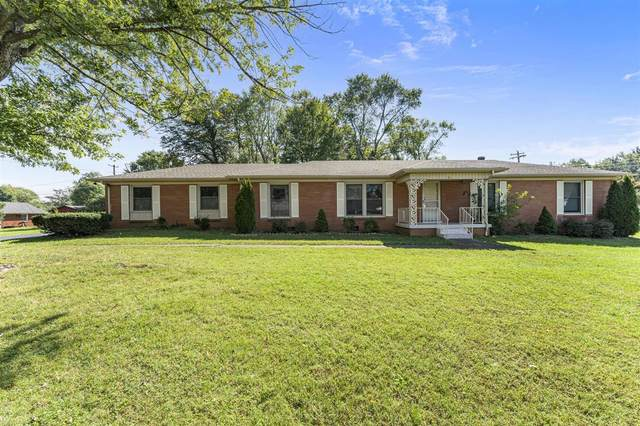 921 Brookhaven Drive, Russellville, KY 42276 (MLS #RA20214582) :: Reesy Real Estate Team | Keller Williams First Choice Realty