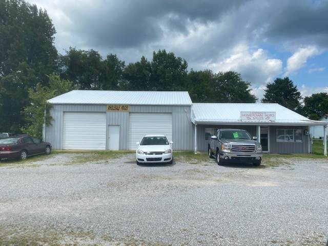 2319 W Everly Bros Blvd., Powderly, KY 42367 (MLS #20210466) :: Reesy Real Estate Team | Keller Williams First Choice Realty
