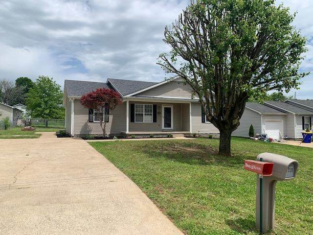 1326 Dell Way, Bowling Green, KY 42101 (MLS #20211808) :: Reesy Real Estate Team | Keller Williams First Choice Realty