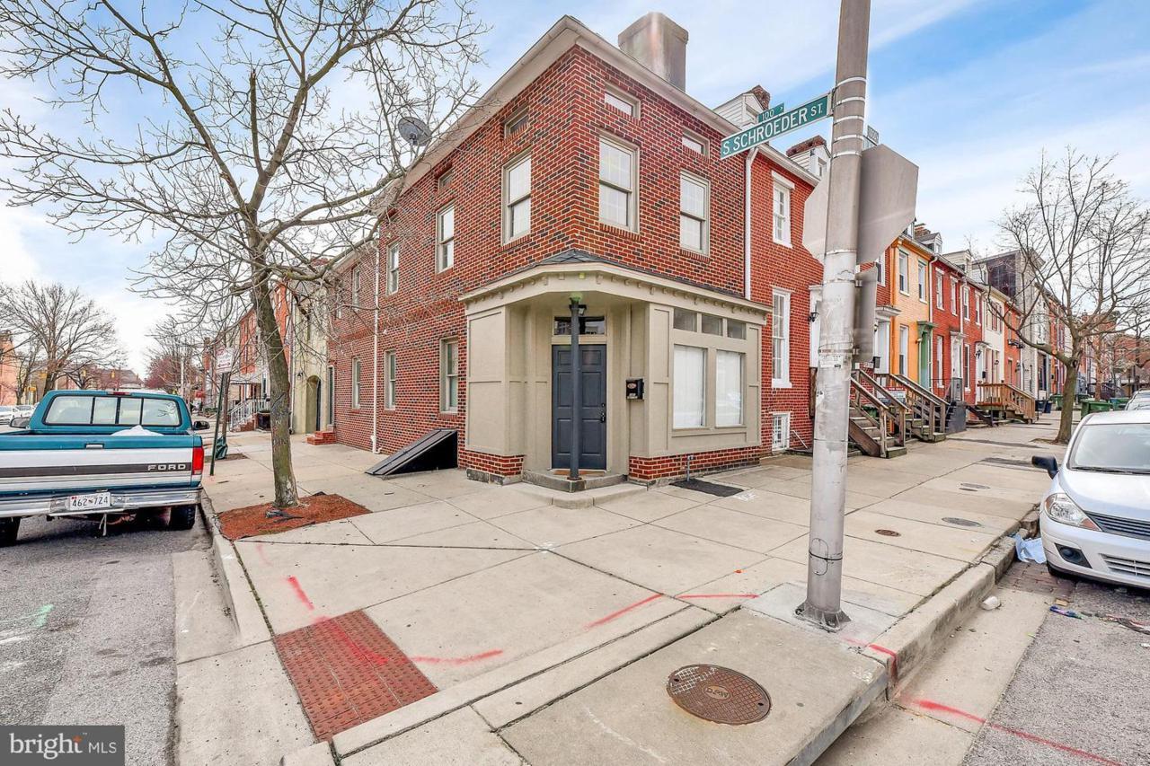 1001 Hollins Street - Photo 1
