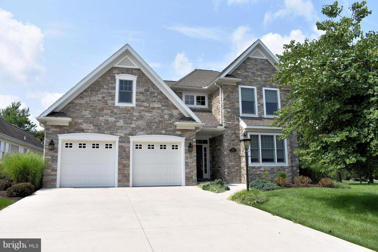 6868 Old Course Road, FAYETTEVILLE, PA 17222 (#PAFL164732) :: Liz Hamberger  Real Estate Team of KW Keystone Realty