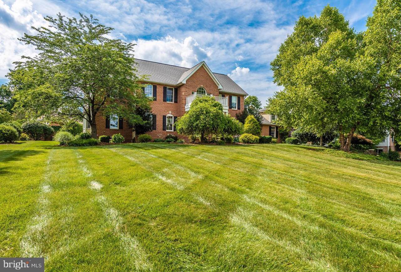 6100 Edmont Drive, FREDERICK, MD 21704 (#MDFR248646) :: John Smith Real  Estate Group