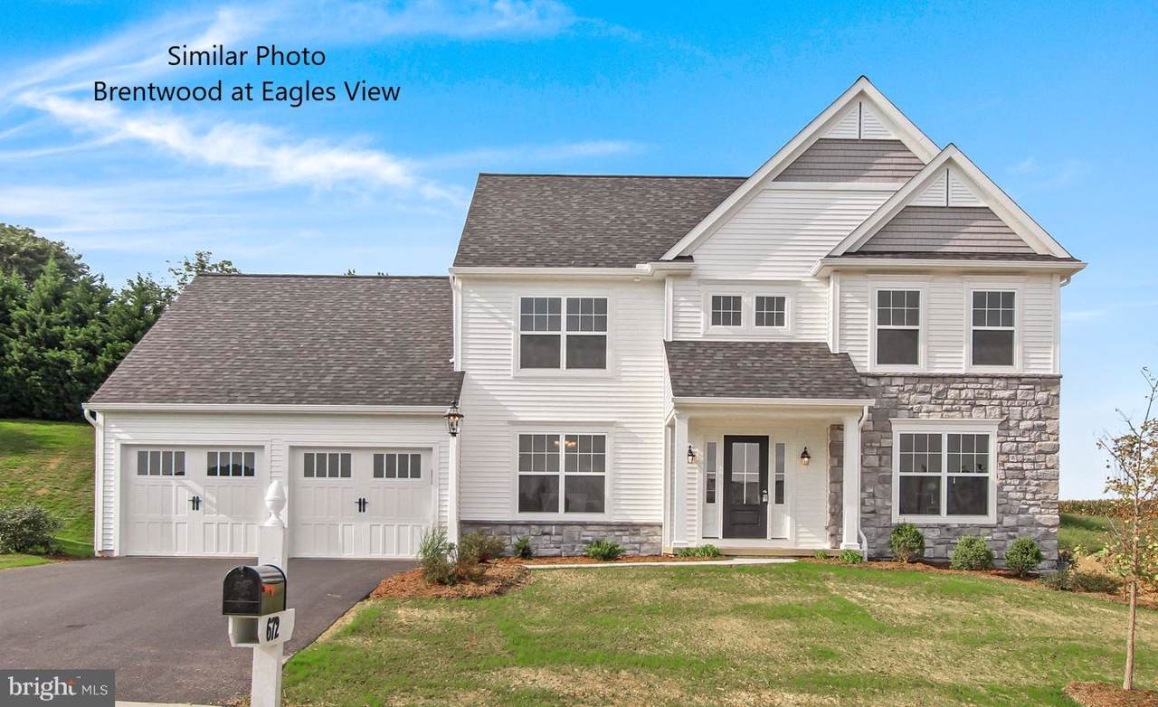 Brentwood Model At Eagles View - Photo 1
