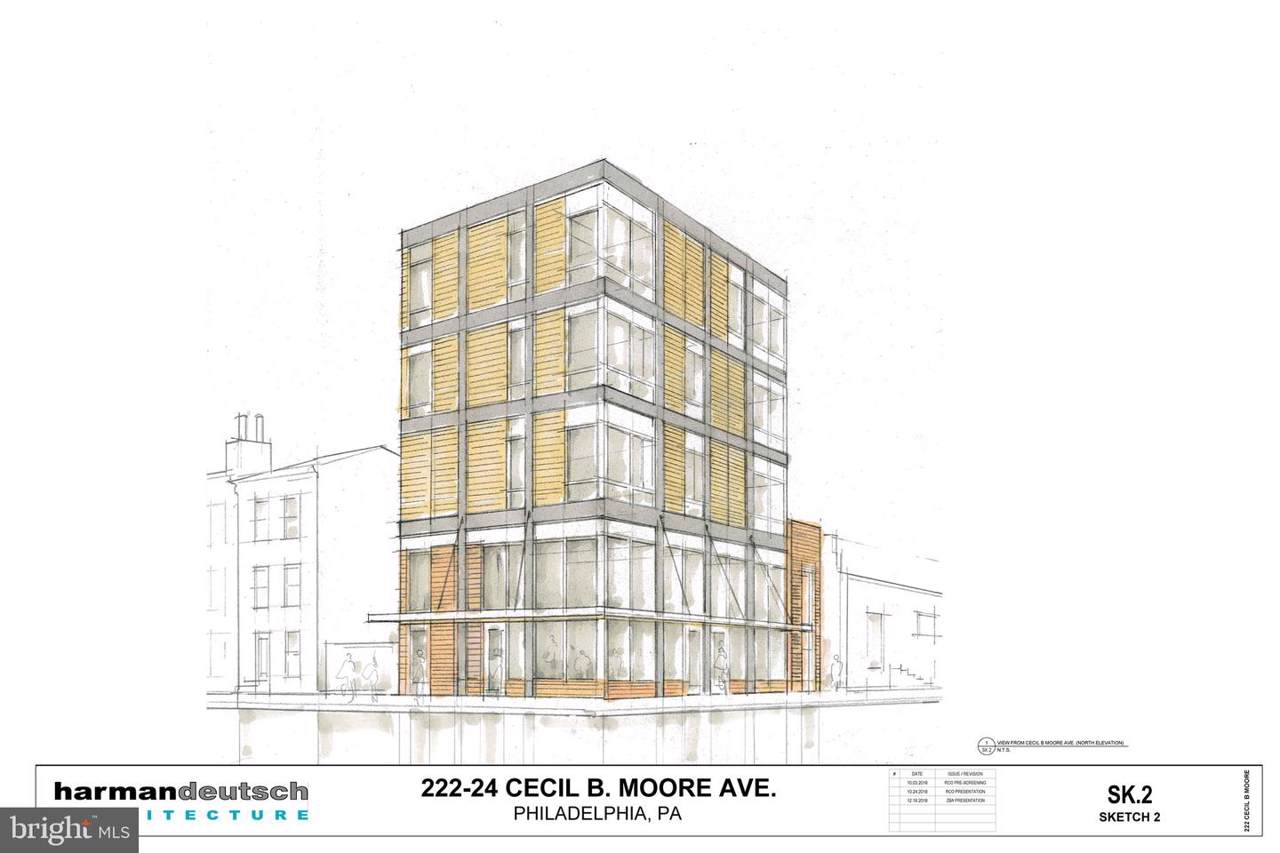 222-24 Cecil B Moore Avenue - Photo 1