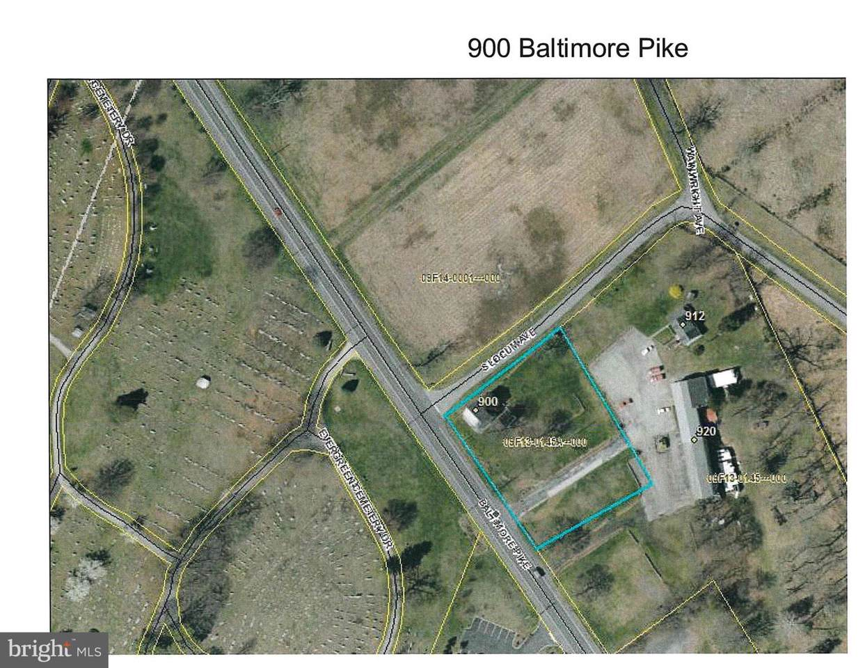 Lot #2 Baltimore Pike - Photo 1