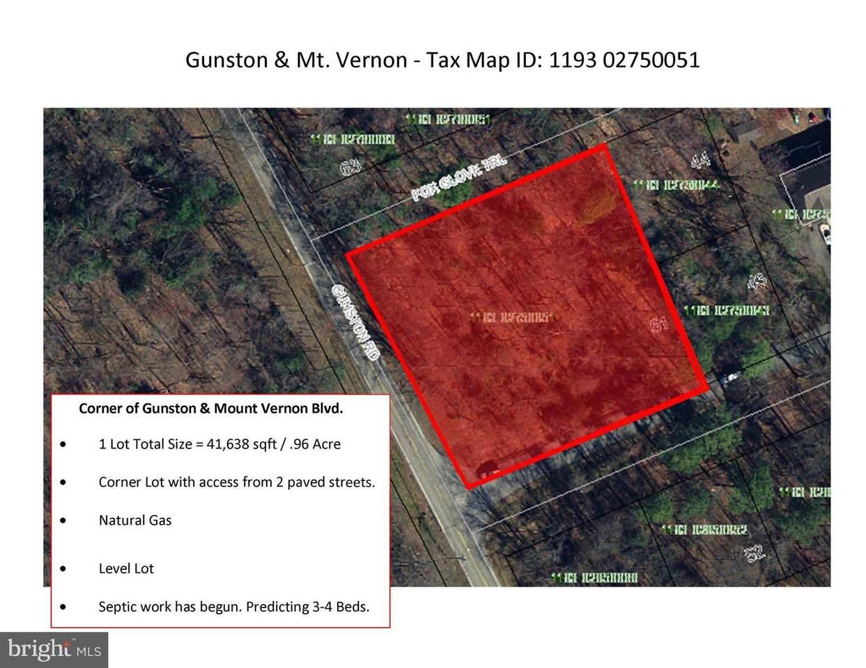 Gunston Road & Mount Vernon Blvd - Photo 1