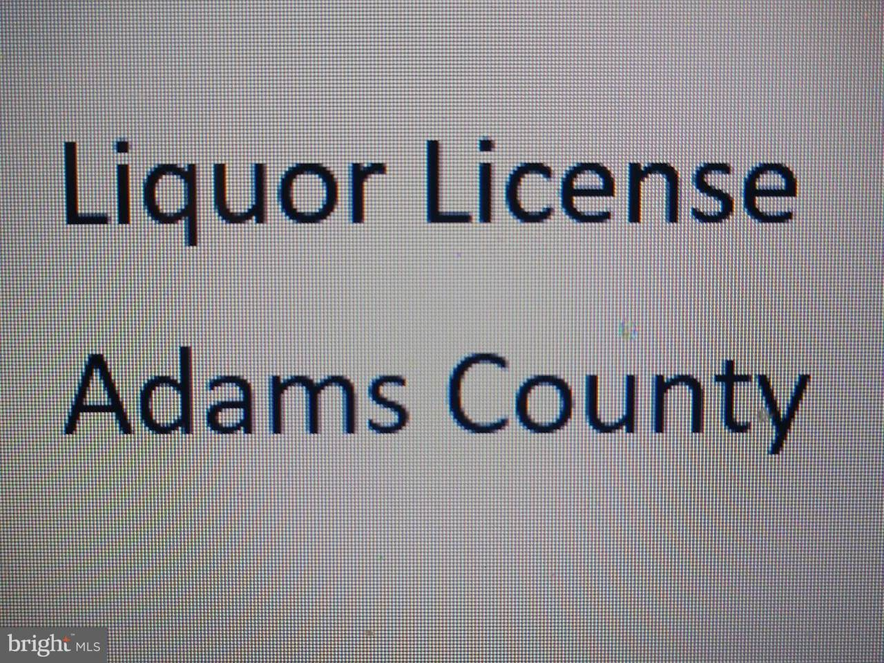 Liquor License Adams County - Photo 1