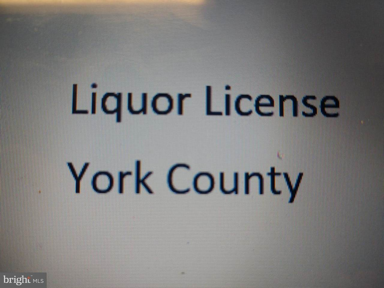 Liquor License York County - Photo 1