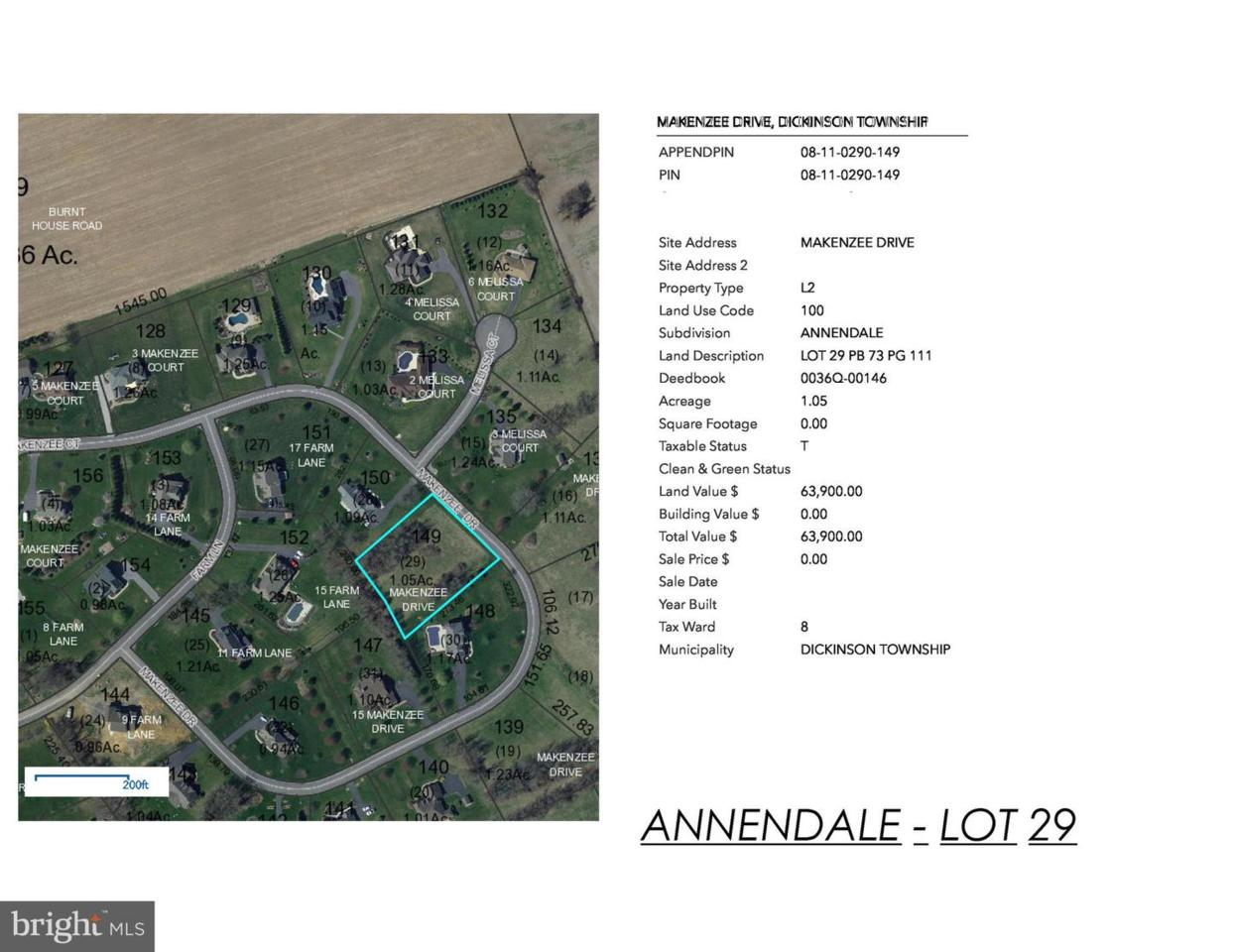 Lot 29, Makenzee Dri Annendale - Makenzee Drive - Photo 1