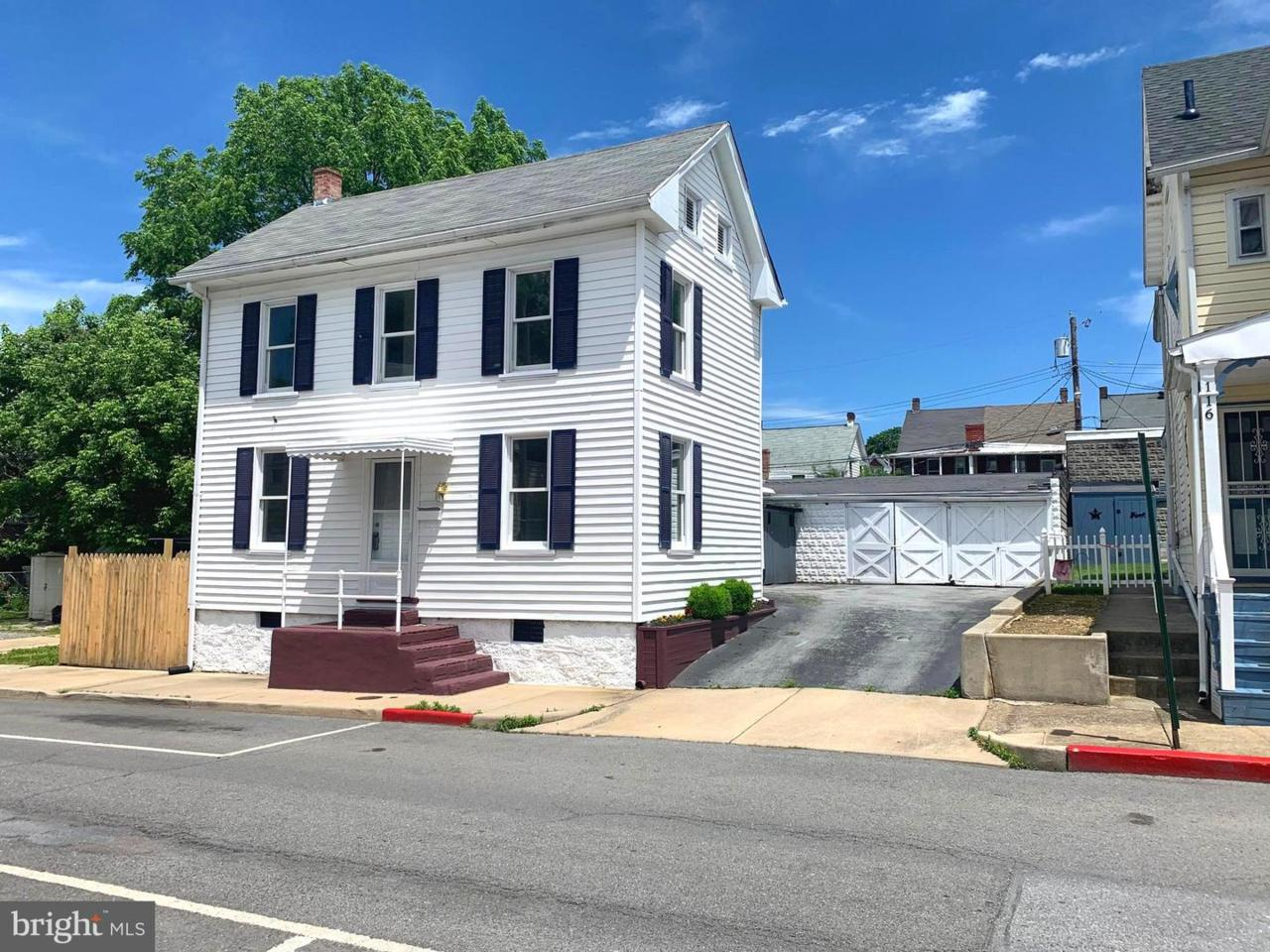 112 John Street Hagerstown Md 21740 Mdwa164382 Network Realty Group