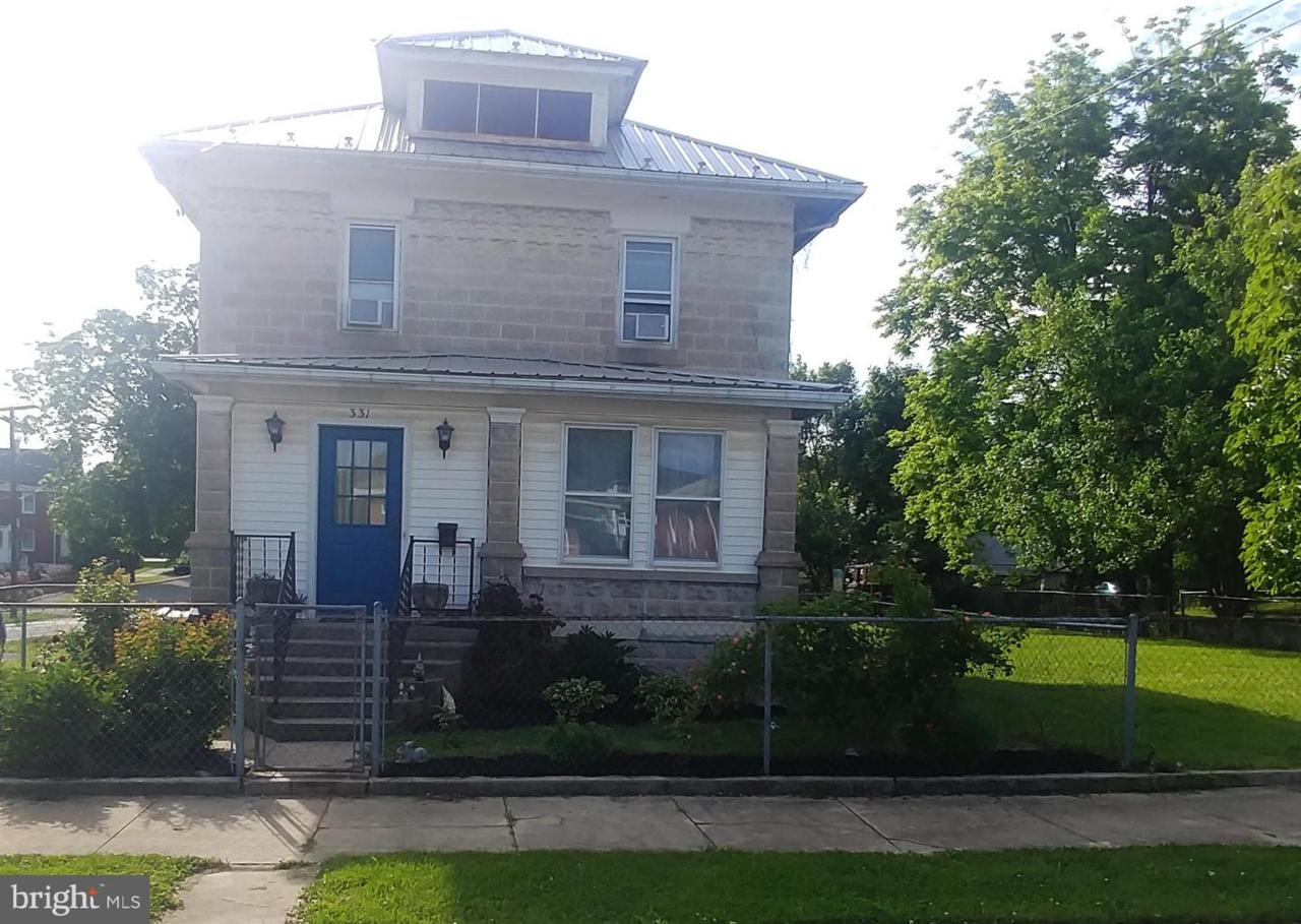 331 S Tennessee, MARTINSBURG, WV 25401 (#WVBE167368) :: Corner House Realty