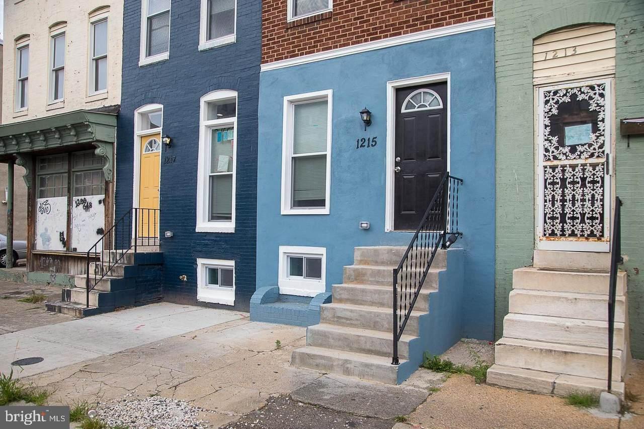 1215 & 1217 Greenmount Avenue - Photo 1