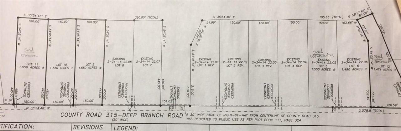 lot 6 Deep Branch Road - Photo 1