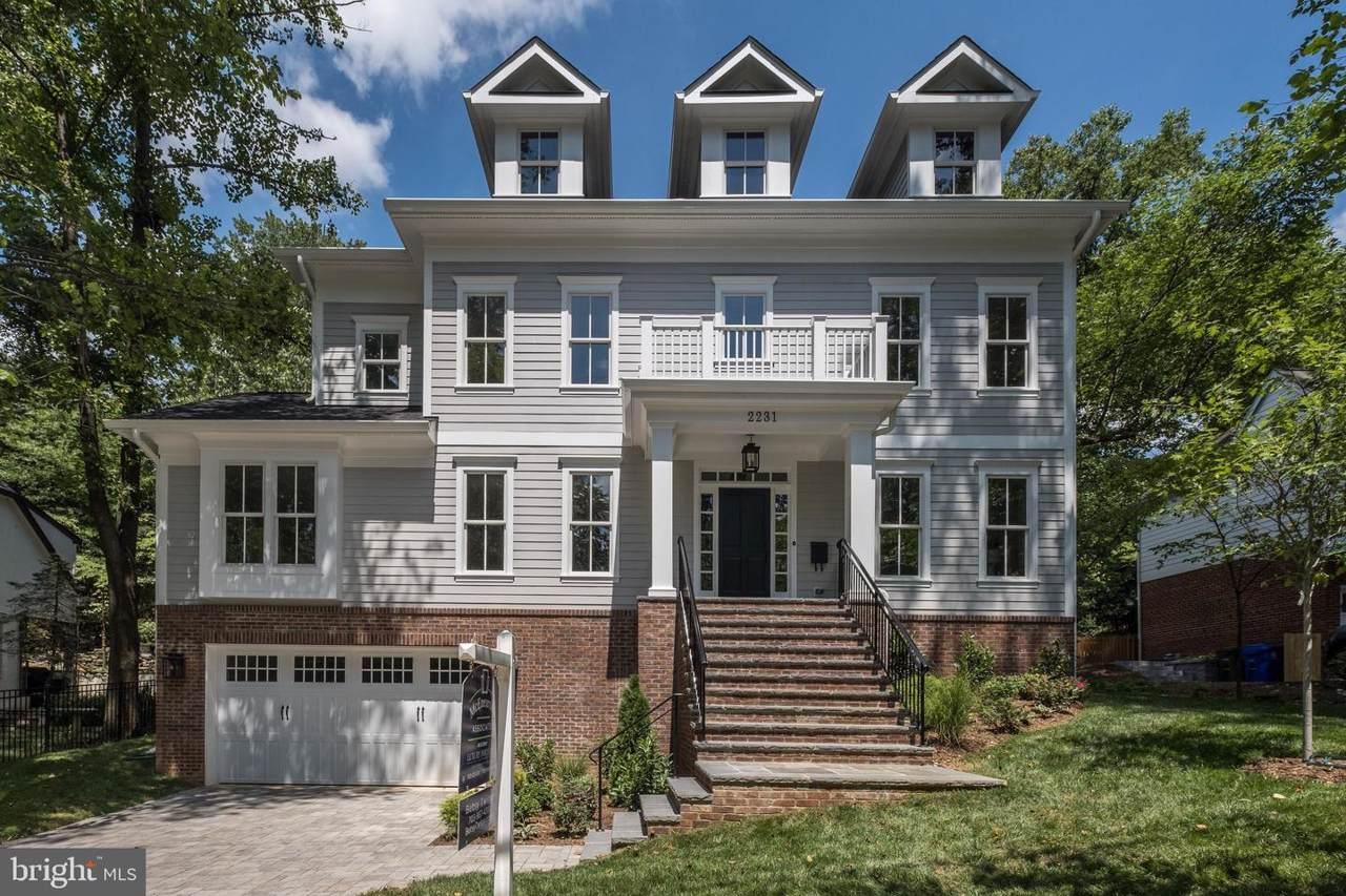 2231 N Vermont Street, ARLINGTON, VA 22207 (#VAAR139272) :: Arlington  Realty, Inc