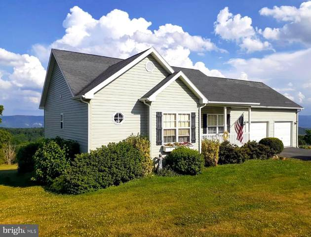 67 Brynner Drive, PETERSBURG, WV 26847 (#WVGT102794) :: Better Homes Realty Signature Properties