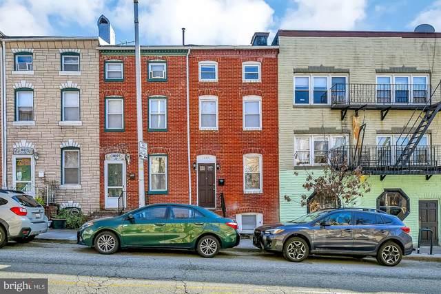 1807 E Lombard Street, BALTIMORE, MD 21231 (#MDBA542304) :: SURE Sales Group