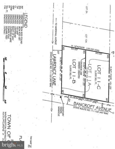 1229 Bancroft Lot 11-B Avenue, COLONIAL BEACH, VA 22443 (#1000026121) :: Jennifer Mack Properties