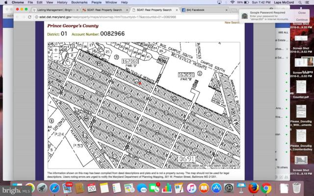Lots 10,11 Rinard Avenue, BELTSVILLE, MD 20705 (#1000034983) :: Eng Garcia Grant & Co.