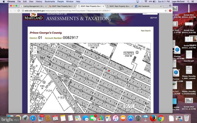 Lots 51,52 Rinard Avenue, BELTSVILLE, MD 20705 (#1000034999) :: ExecuHome Realty