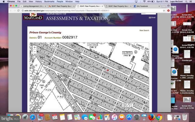 Lots 51,52 Rinard Avenue, BELTSVILLE, MD 20705 (#1000034999) :: Eng Garcia Grant & Co.