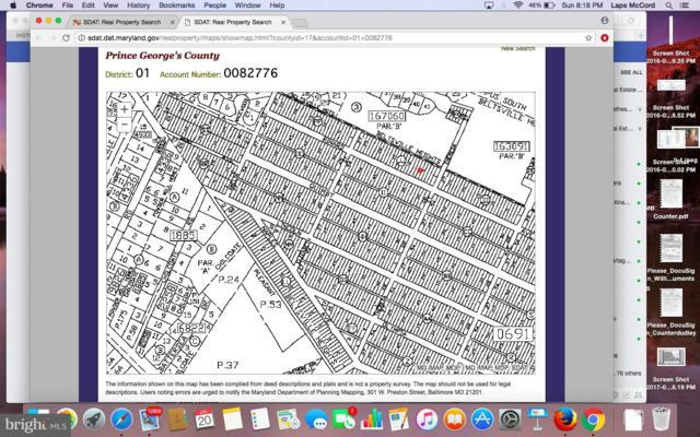 Lots 6,7 Rinard Avenue, BELTSVILLE, MD 20705 (#1000035011) :: Eng Garcia Grant & Co.