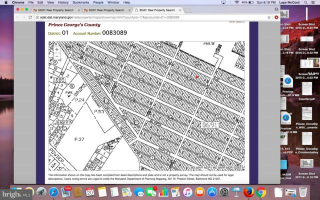 Lots 36,37 Rinard Avenue, BELTSVILLE, MD 20705 (#1000035015) :: Eng Garcia Grant & Co.
