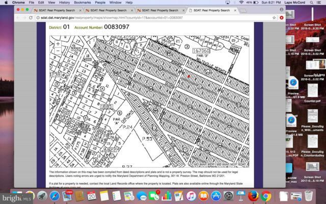 Lots 50-52 Rinard Avenue, BELTSVILLE, MD 20705 (#1000035025) :: Dart Homes