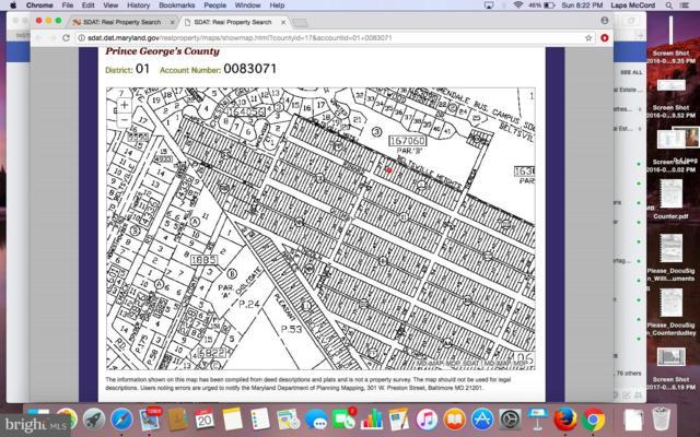 Lots 24-27 Rinard Avenue, BELTSVILLE, MD 20705 (#1000035027) :: Dart Homes