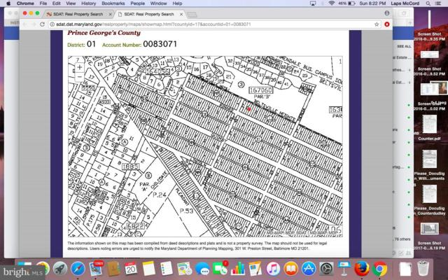 Lots 24-27 Rinard Avenue, BELTSVILLE, MD 20705 (#1000035027) :: Eng Garcia Grant & Co.