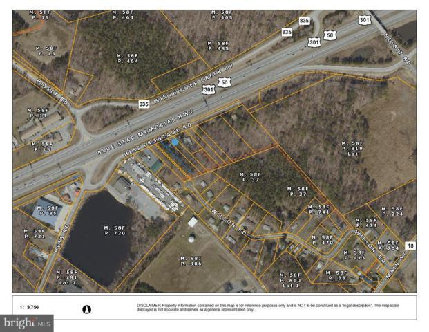124 Hess Frontage Road, GRASONVILLE, MD 21638 (#1000038513) :: Erik Hoferer & Associates