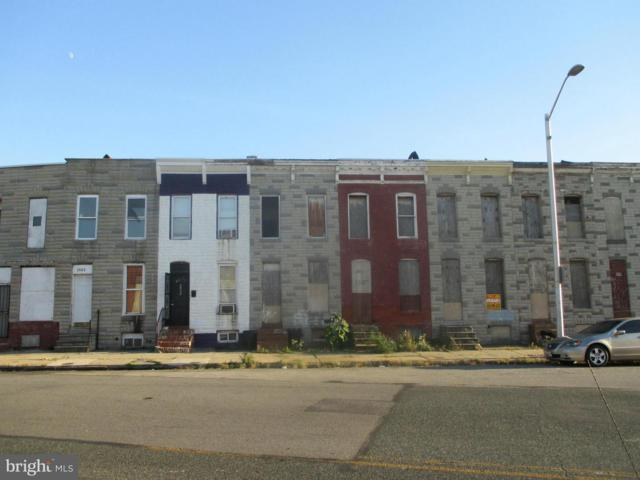 1931 Ramsay Street, BALTIMORE, MD 21223 (#1000040423) :: AJ Team Realty