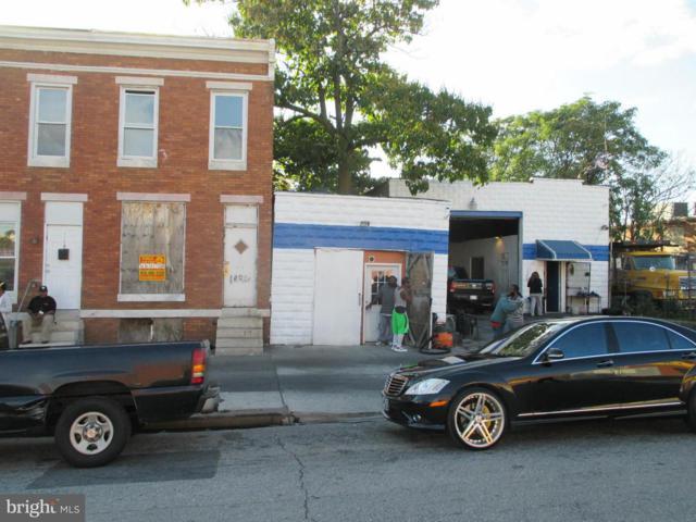 1826 Milton Avenue N, BALTIMORE, MD 21213 (#1000040603) :: AJ Team Realty