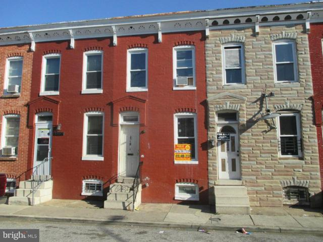 1551 Woodyear Street, BALTIMORE, MD 21217 (#1000040615) :: The Gold Standard Group