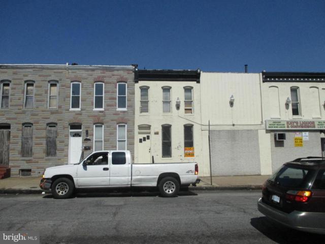 2440 Biddle Street E, BALTIMORE, MD 21213 (#1000040653) :: AJ Team Realty
