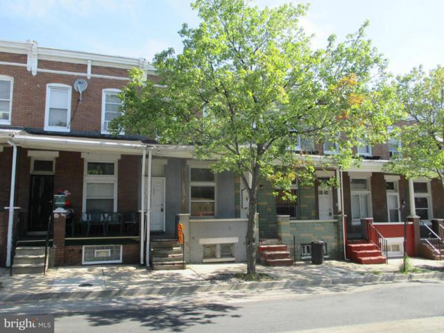 1624 Normal Avenue, BALTIMORE, MD 21213 (#1000040659) :: ExecuHome Realty